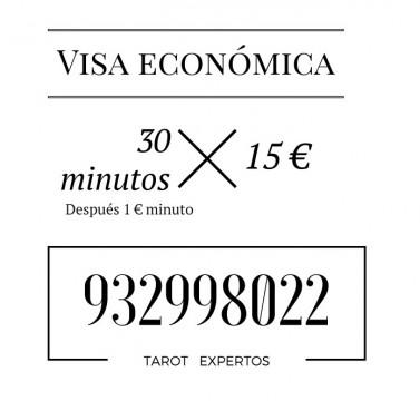 Tarot Visa más barato