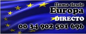 servicio europa