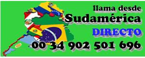 servicio sudamercia